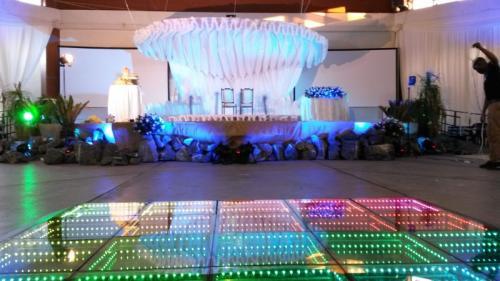 3D LED FLOOR